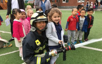 Fire Department Visit HoK!