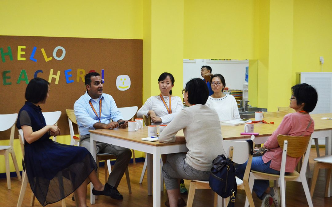 Impressions from the 21st Century Education Workshop