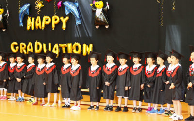 Graduation Ceremony for HoK Early Years Students