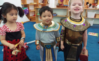House of Knowledge Summer Camp: Around the World in Five Days