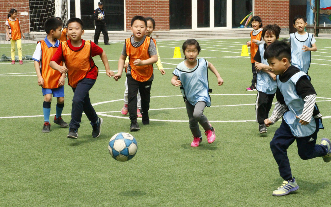 Running Together In Such A Beautiful Spring –The Spring Sports Day for House of Knowledge Elementary Was A Huge Success!