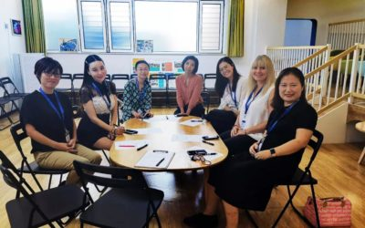 Care and Share – The First Parent Volunteer Associate (PVA) Meeting at Xinglong Campus!