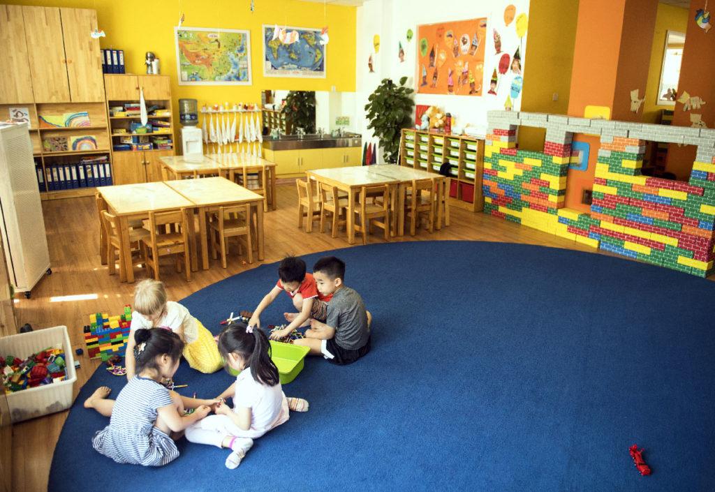 北京朝阳区国际幼儿园
